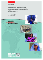 Lessons from gender-focused international aid in post-conflict Afghanistan ...